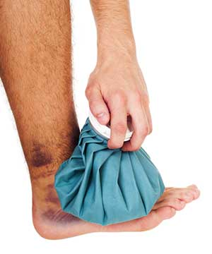 ankle sprains ankle injuries